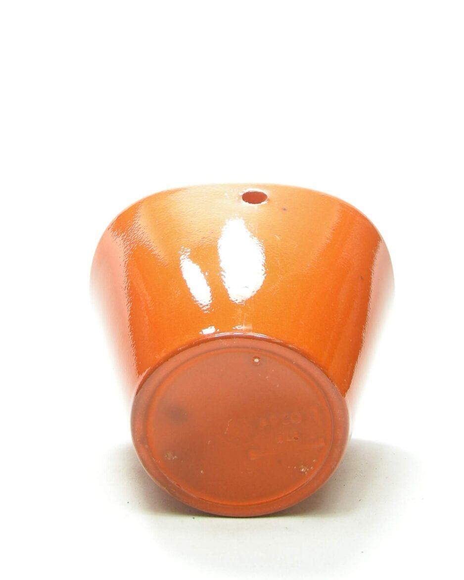 1379 - wand bloempot ADCO 528 oranje (5)
