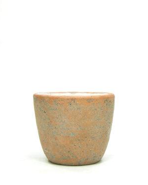 1386 – bloempot Westraven R 55.1 bruin