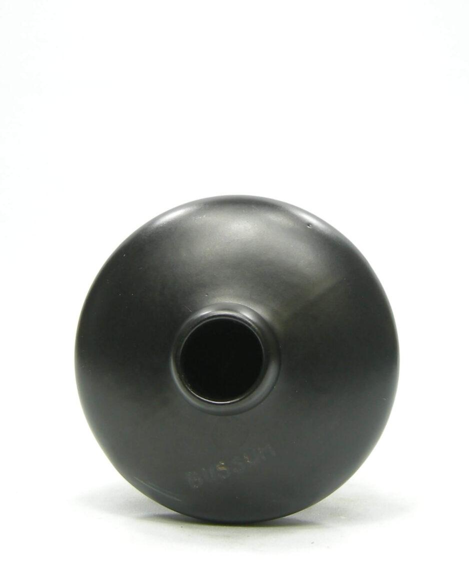 1397 - vaasje A Bussum mat zwart