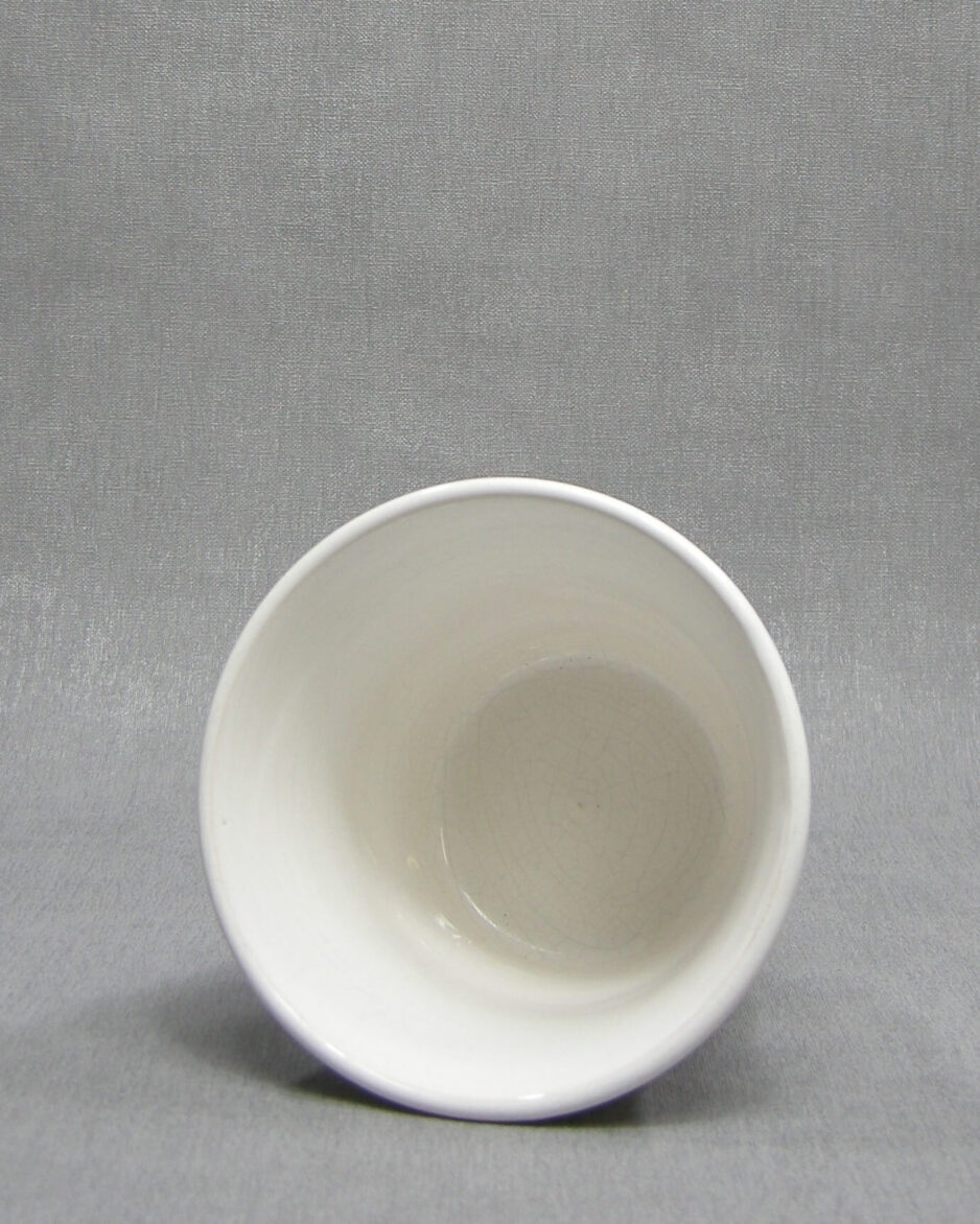 1403 - bloempot ADCO 21111 wit