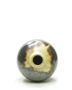 1430 – vaasje metallic bruin