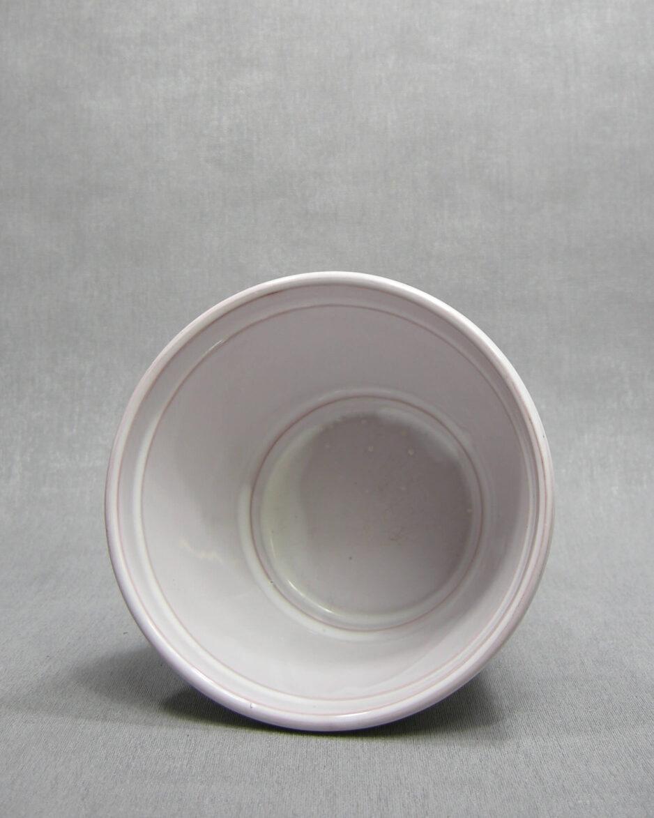 1459 - bloempot ADCO 21300 wit