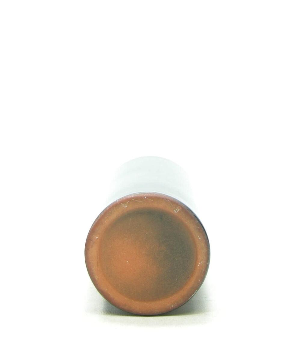1464 - vaasje Delfos Zoeterwoude cilinder blauw