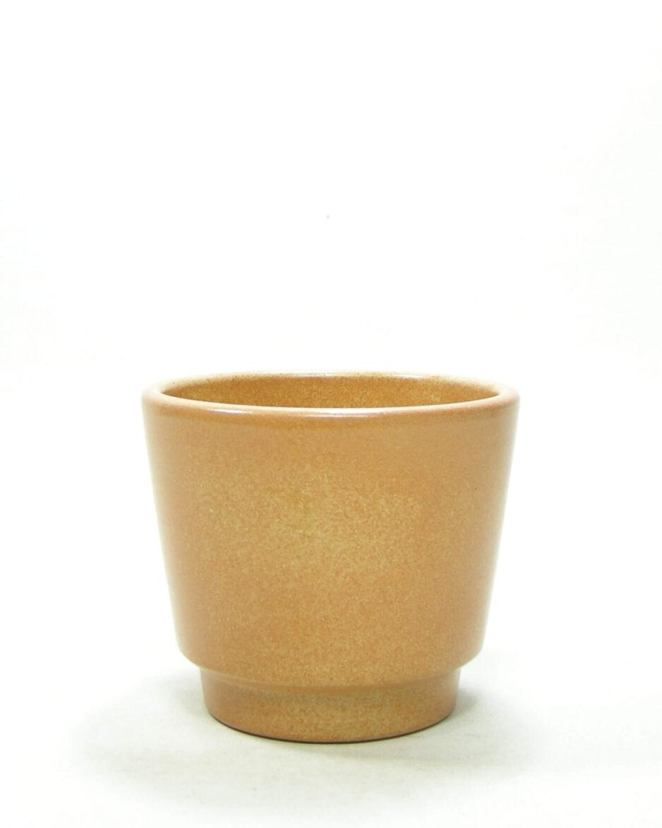 1469 - bloempot ADCO 25021 bruin