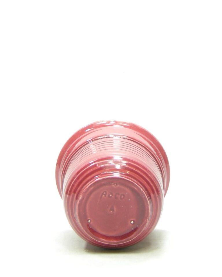1475 – bloempot ADCO A op stokjes gebakken roze