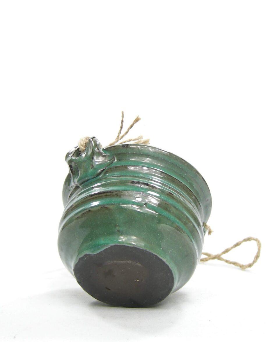 1482 - hangbloempotje groen
