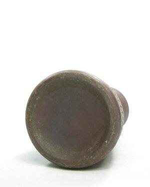 1488 – vaas met motief bruin