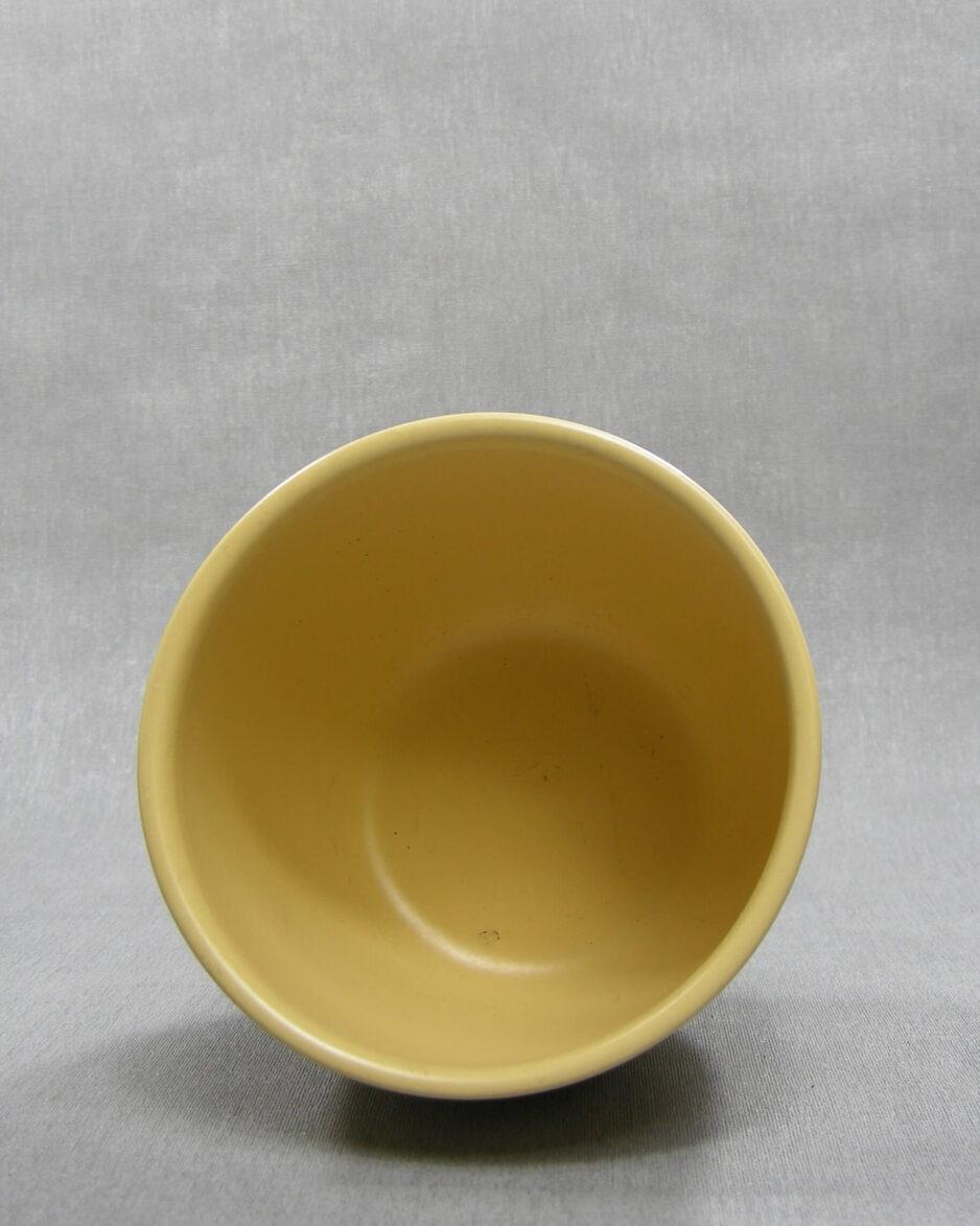 1500 - bloempot Scheurich 818-12 geel