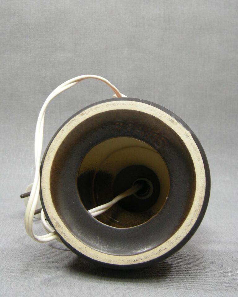 1502 – lamp Steuler 384-15 oranje – bruin