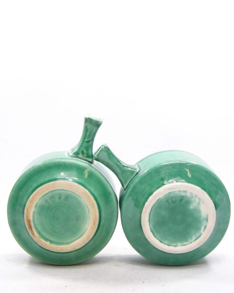 1575 – vintage soepkommen 1078 groen