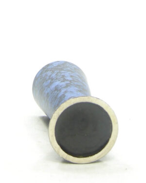 1596 – vintage vaasje 101 zwart – blauw (3)